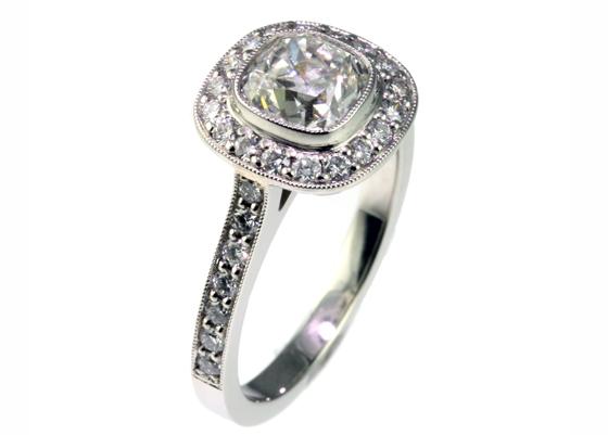 Ring by multiple nominated jewellery designer Jana Reinhardt