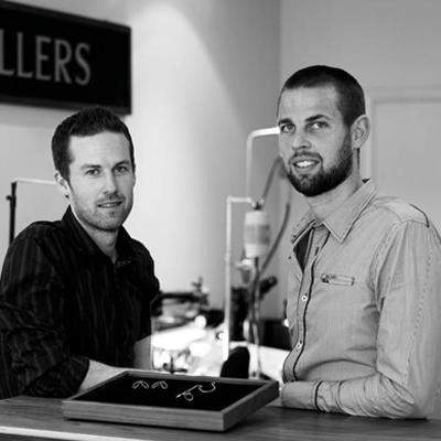 Design Brothers David and Barry McCaul