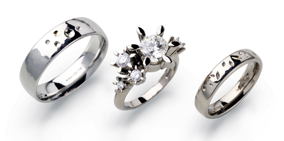 Engagement Rings by Stepan Terteryan, the newest member of the F&L Designer Guides