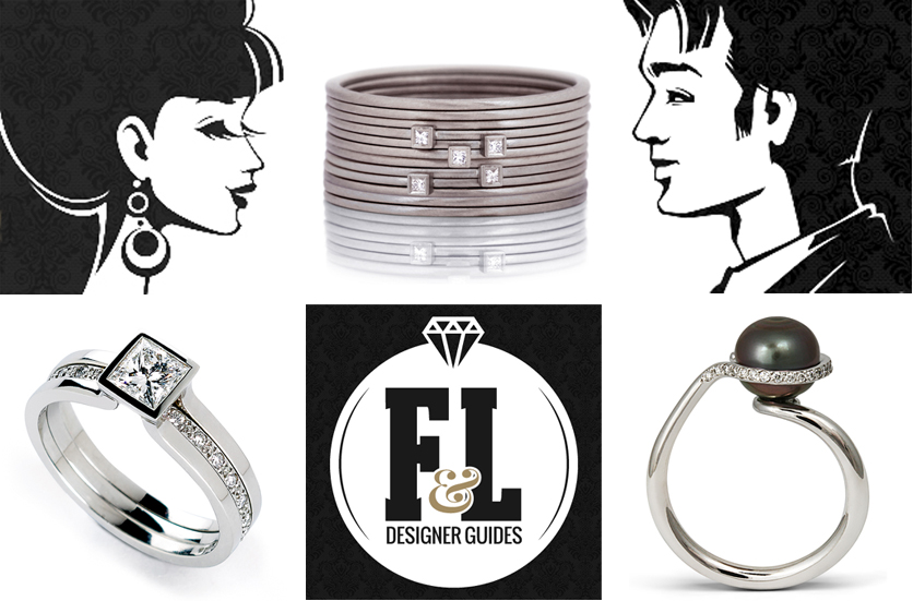 F&L Designer Guides, the UK's leading community for Bespoke Engagement Ring Designers, was present at International Jewellery London