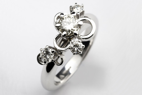 ENGAGEMENT RING BY STEPAN TERTERYAN